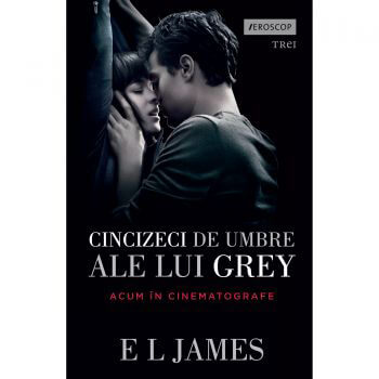 Cincizeci de umbre ale lui Grey de E. L. James