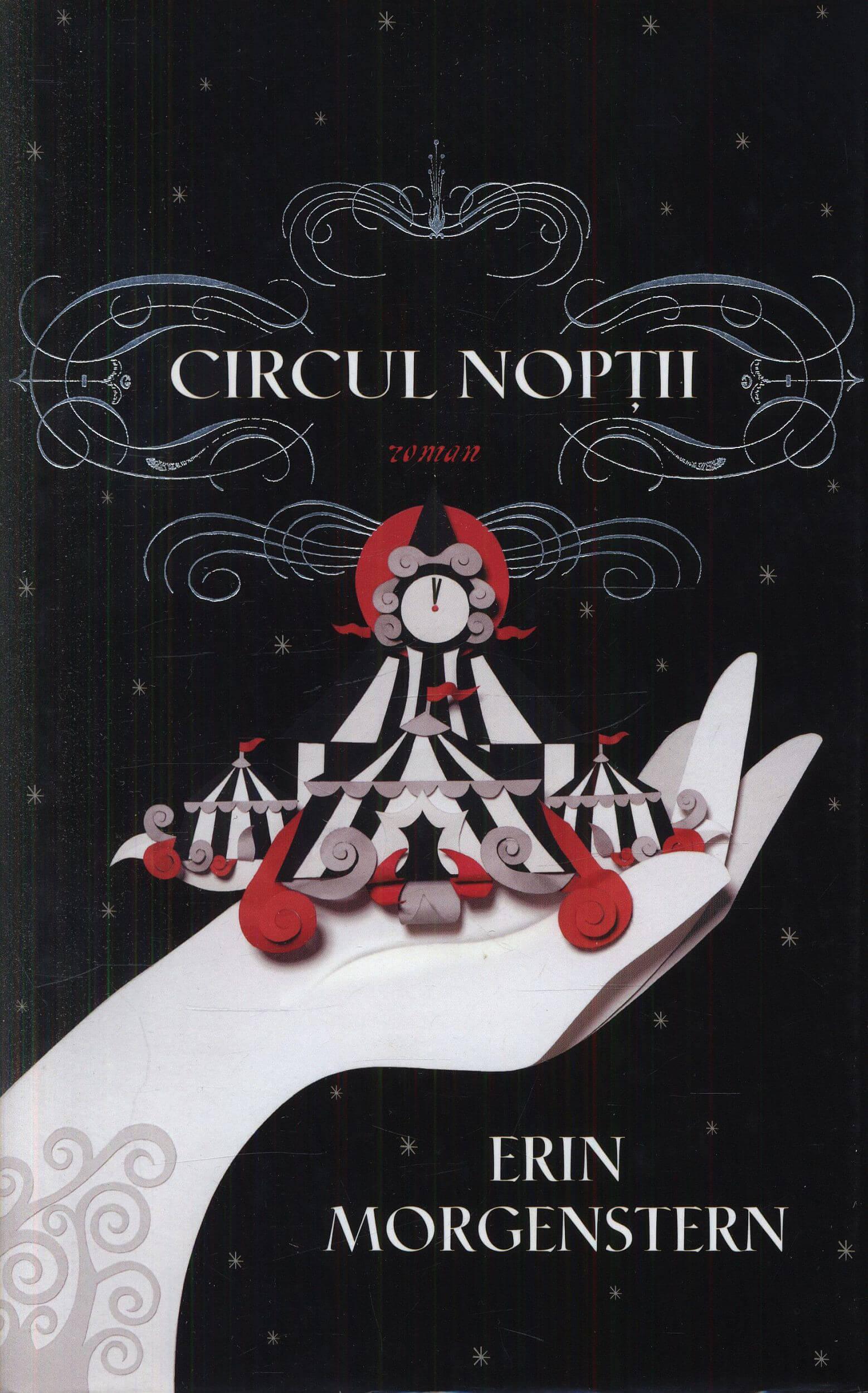 Circul nopţii de Erin Morgenstern