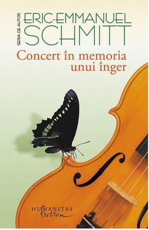 Concert în memoria unui înger de Éric-Emmanuel Schmitt