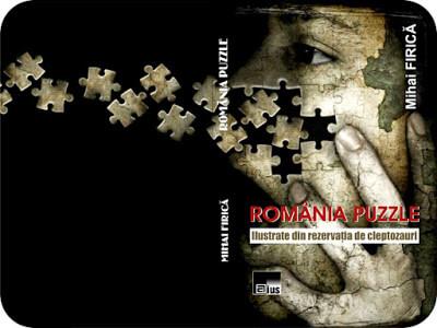 România puzzle. Ilustrate din rezervația de cleptozauri de Mihai Firică