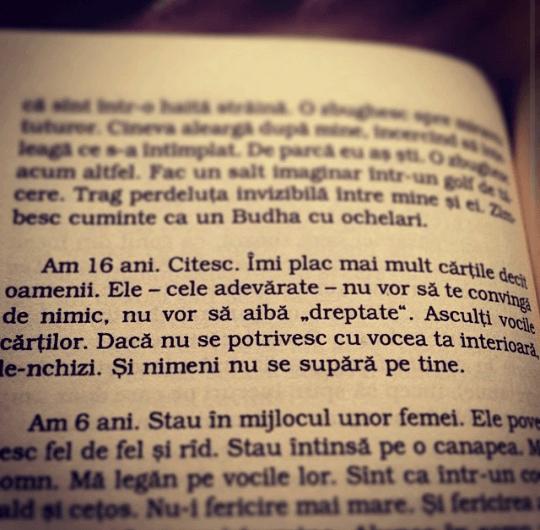 Lectura, o pasiune