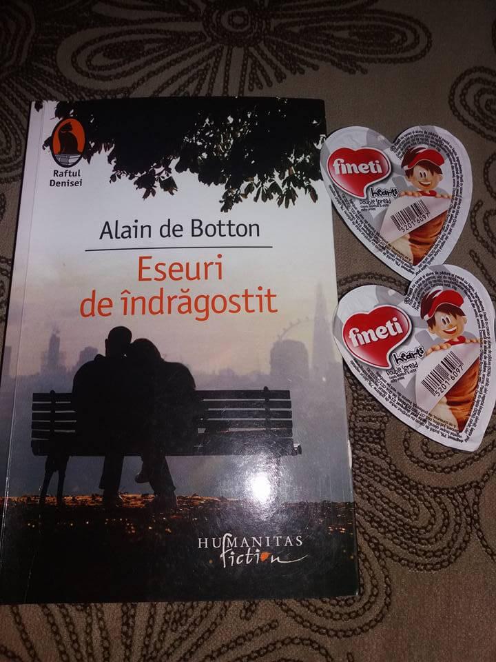 Eseuri de îndrăgostit de Alain de Botton