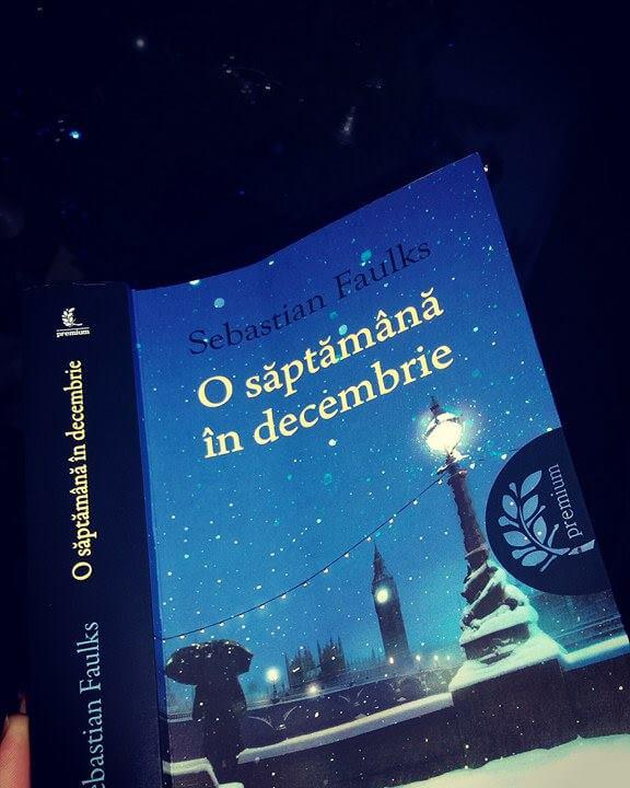 O saptamana in decembrie de Sebastian Faulks