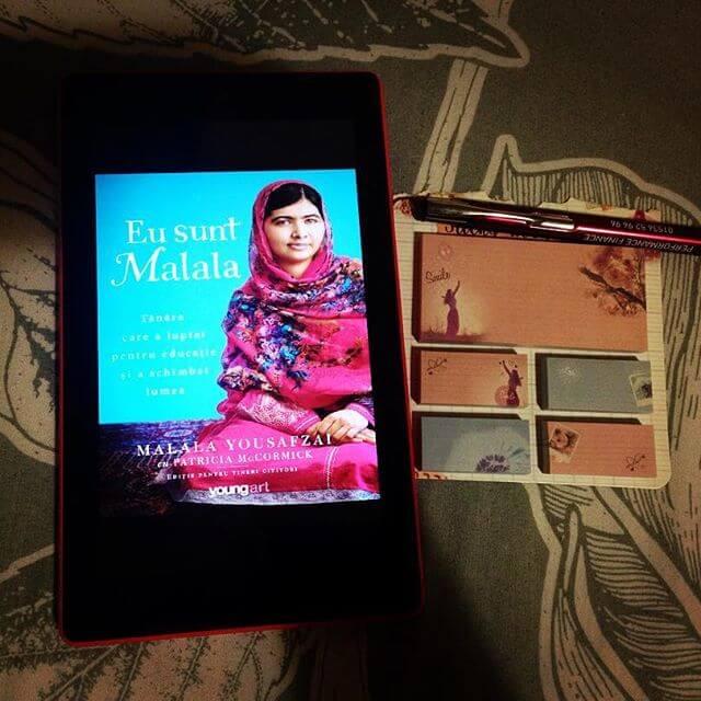Eu sunt Malala de Malala Yousafzai & Christina Lamb