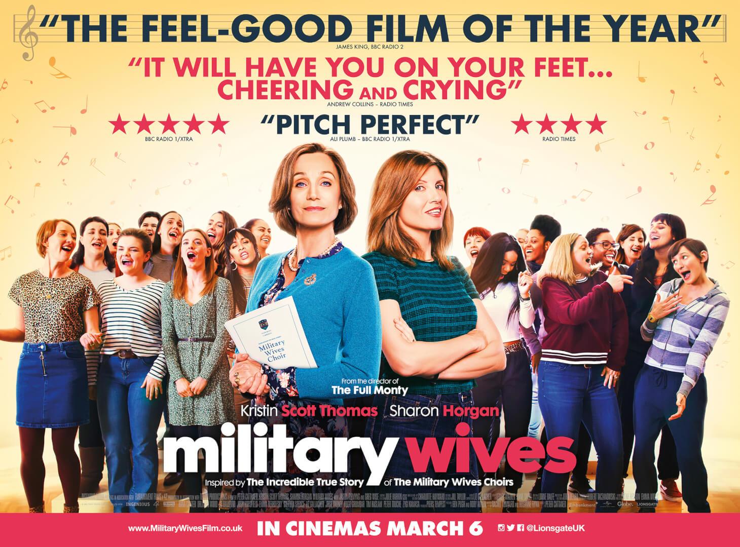 Military Wives sau câte vieţi afectează, în realitate, războaiele